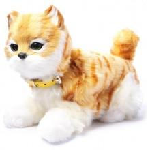 Интерактивный котёнок Рыжик Norimpex