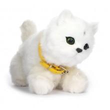 Интерактивный котёнок Снежок Norimpex