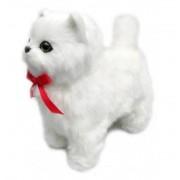 Интерактивный котёнок который ходит Norimpex Снежок