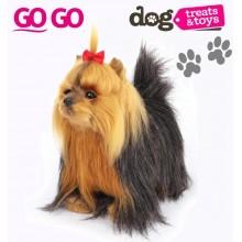Интерактивная собака которая ходит York Go Go Norimpex