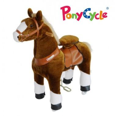 Поницикл PonyCycle Белое копытце (средний)