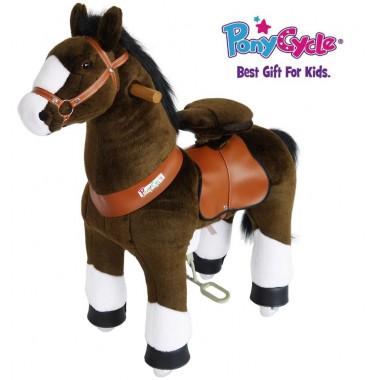 Поницикл PonyCycle Шоколад (средний)