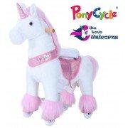 Поницикл PonyCycle Unicorn Единорог Розовый (средний)