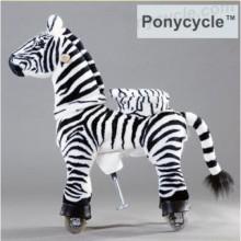 Поницикл PonyCycle Зебра (средний)