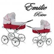 Коляска для куклы PRAMPOL RETRO Emilie