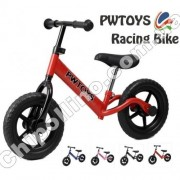 Беговел PWTOYS Racing Bike