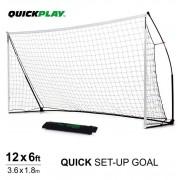 Футбольные ворота Quickplay Kickster Academy 3,6х1,8 м