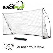 Футбольные ворота Quickplay Kickster Academy 5х2 м