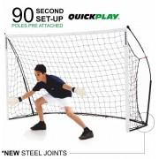 Футбольные ворота Quickplay Kickster Academy 2,4х1,5м