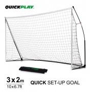 Футбольные ворота Quickplay Kickster Academy Futsal Goal 3х2 м