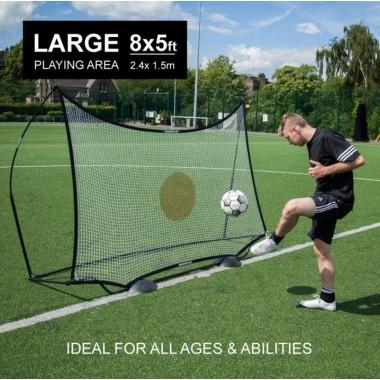 Тренажер футбольный Quickplay Spot Rebounder 2,4 x 1,5 м