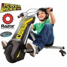 Электрический трехколесный велосипед Razor Power Rider 360