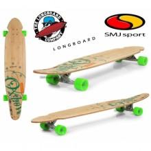 Скейтборд лонгборд LONGBOARD Smj Sport Oxbow