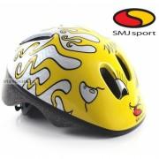 Детский защитный шлем SMJ Sport