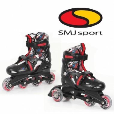 Ролики раздвижные SMJ sport Car