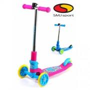 Самокат детский трехколесный SMJ Sport PSCT Junior