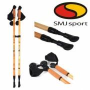 Палки для скандинавской ходьбы Eco Long Life SMJ sport