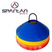 Набор фишек для тренировки SPARTAN 20 шт