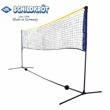 Стойка универсальная теннис бадминтон волейбол Schildkrot