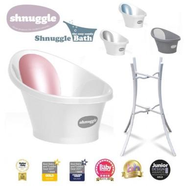 Детская ванночка Shnuggle Baby Bath с подставкой