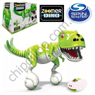 Интерактивный робот динозавр Zoomer Dino