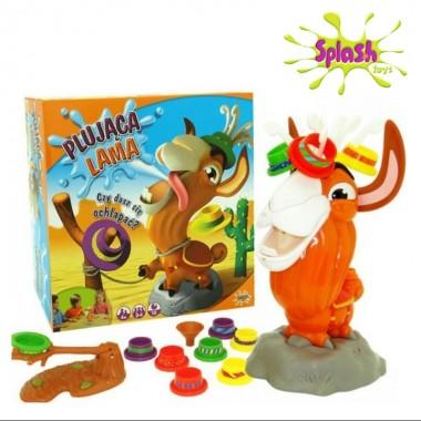 Настольная игра Хитрая Лама Splash Toys