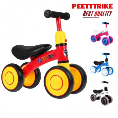 Беговел-каталка SporTrike Peety Trike