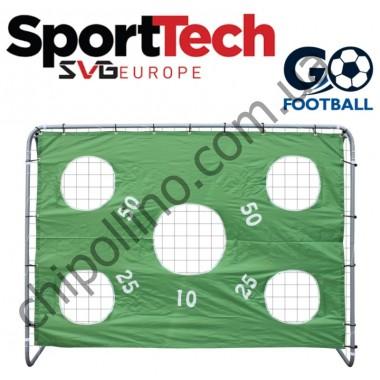Футбольные ворота Sport-Tech 240x170 см