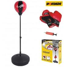 Боксерская груша детская Sportshero Large Punching Ball Set