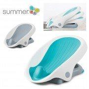 Горка-лежак для купания детей Summer Infant Clear Rinse Baby Bather Teal