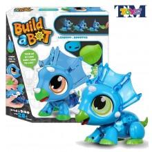 Интерактивная игрушка-конструктор Робот Динозавр Build a Bot TM Toys