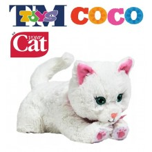 Интерактивная кошка TM TOYS Coco