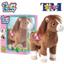 Интерактивная лошадка Flora TM Toys