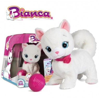 Интерактивная кошка IMC Toys Bianca