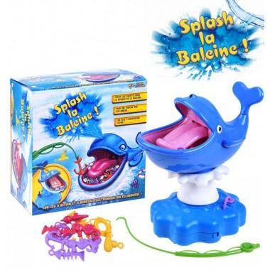 Настольная игра Splash la Baleine Кит, который брызгается водой!