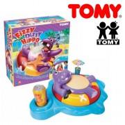 Настольная игра Fizzy Dizzy Hippo Tomy T72606