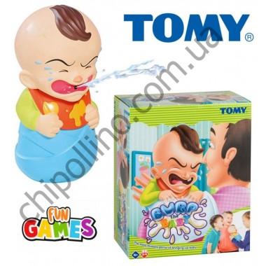 Настольная игра Tomy Burp The Baby