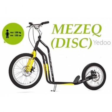 Самокат YEDOO MEZEQ Disc 14+