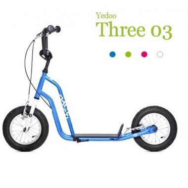 Самокат YEDOO Three 03 (Basic Line) 8+