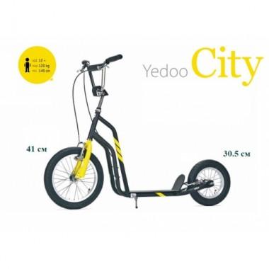 Самокат YEDOO City V Brake (City Line) 12+