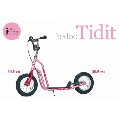 Самокат YEDOO TIDIT V Brake (F Line) 5+