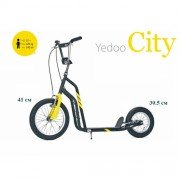 Самокат YEDOO City V Brake (City Line) 12+