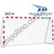 Футбольные ворота Yakimasport Mars 300х200 см