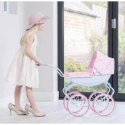 Коляска для куклы Винтаж ретро Zapf Creation Baby Annabell Carriage Pram