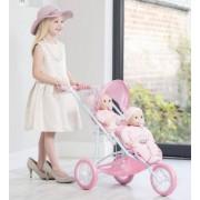 Кукольная коляска для двух кукол Zapf Creation Baby Annabell Double Pushchair
