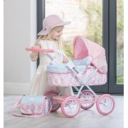 Коляска для кукол Zapf Creation Baby Annabell Делюкс