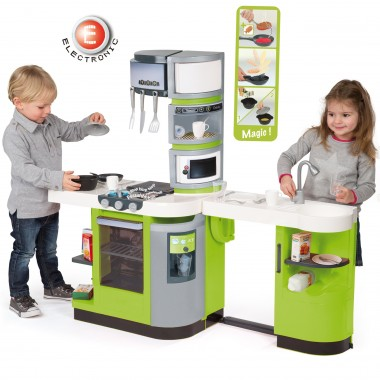 Детская кухня Tefal Cook Master Smoby
