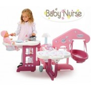 Игровой центр по уходу за куклой Baby Nurse Smoby