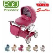 Коляска для куклы Tako Sunline Mini Eco