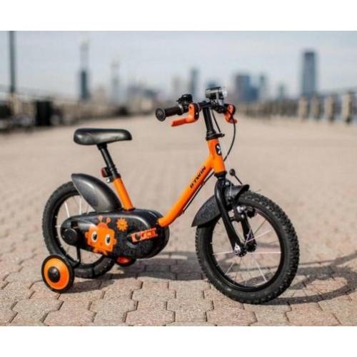 6b34d0563704 Велосипед детский B TWIN Robot 500 14